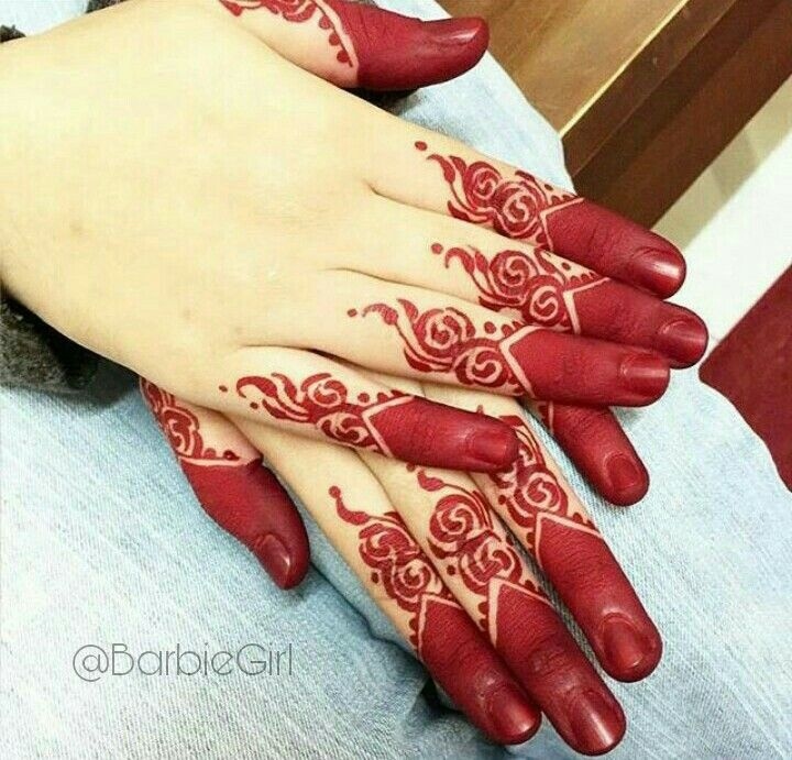 Henna by @fatiasra