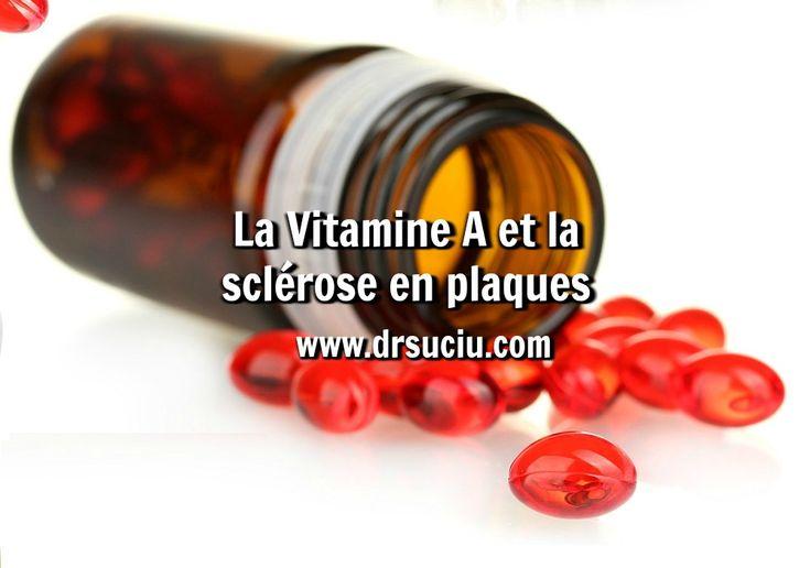 Photo drsuciu - La vitamine A et la sclérose en plaques
