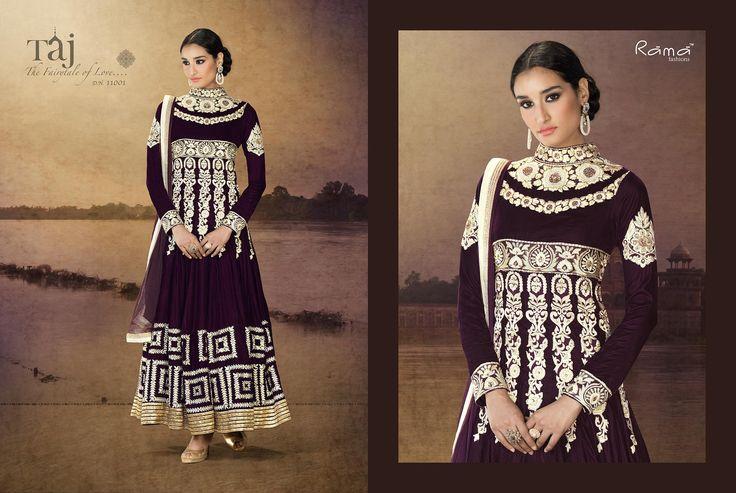 Rama fashions velvet collection Fabric - velvet embroidery  To place #Orders : (#USA): 610-616-4565, 610-994-1713; (#India):91-226-770-7728, 99-20-434261; E-MAIL: market@bellastiles.com, wholesale@bellastiles.com  #Dresses #Anarkali #Lehanga #Patiala #Straight #Churidaar #fashion #ethnic #dresses #stylish #embroidery #sale #discount #festiveoffer #pretty #ladies #shopping #Trendy #Elegant #Beautiful ##Brasso #net #broccade #freeshipping #ecommerce #online #classy #Desi #girls #international…