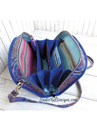 New Sewing Patterns - Everyday Attache Sewing Pattern