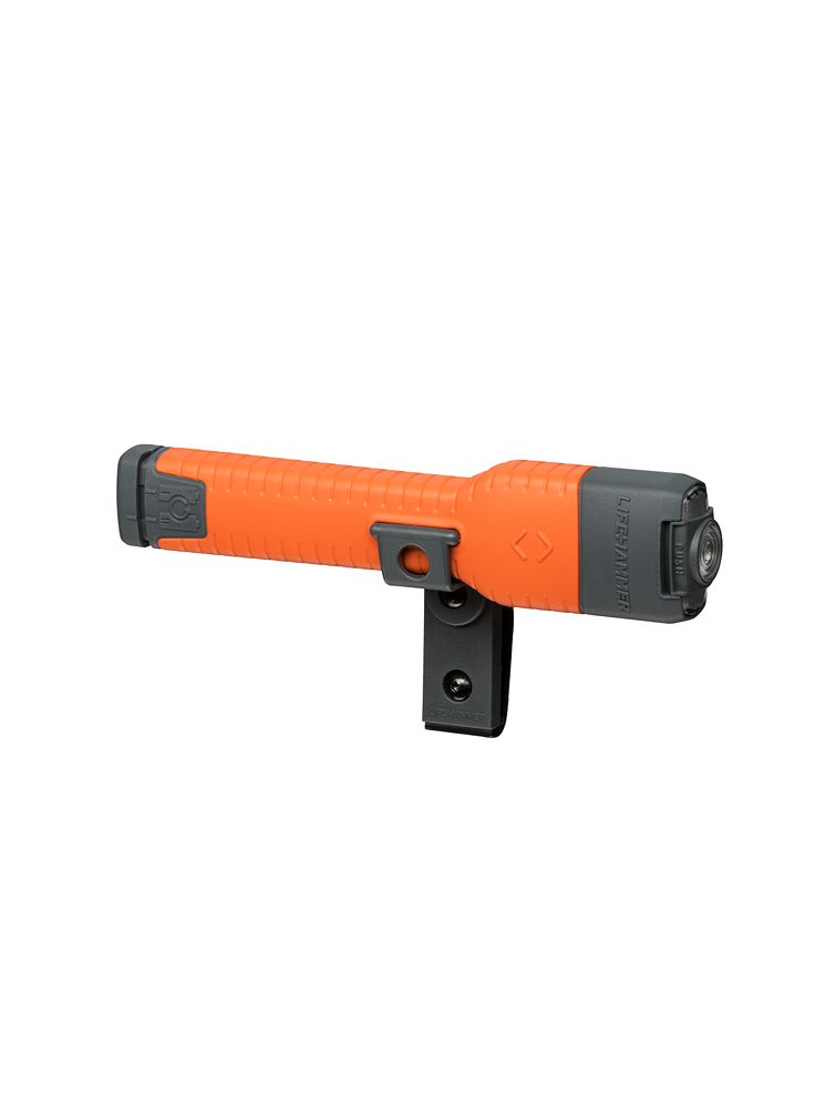 Lifehammer Safety Torch Synergy - With Easy Fix System.