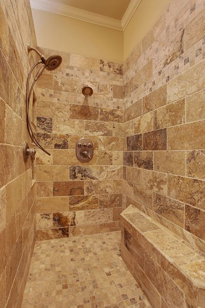 17 Best images about Master Bath Walk-In (or Snail) Shower on ...