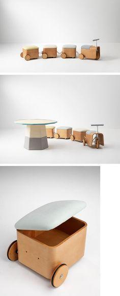 muebles del studio kam-kam