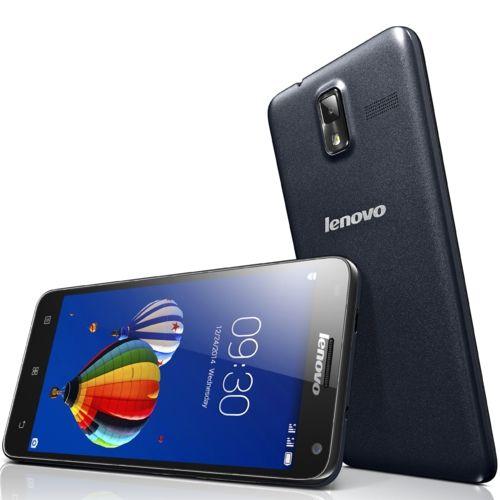 Lenovo S580 Cep Telefonu - Siyah Çift Hatlı