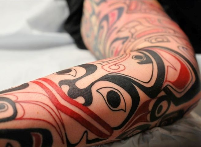 75 Uplifting and Spiritual Haida Tattoos Ideas For Your Next Tattoo