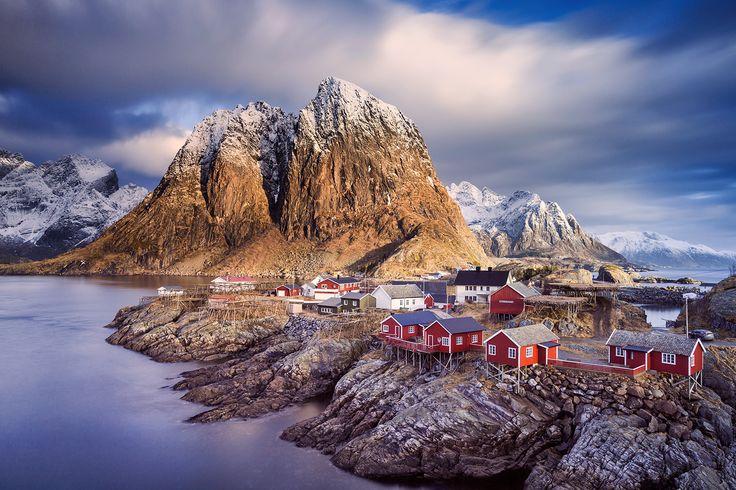 Catch of the Day   Hamnøy, Lofoten, Norway   Flickr - Photo Sharing!