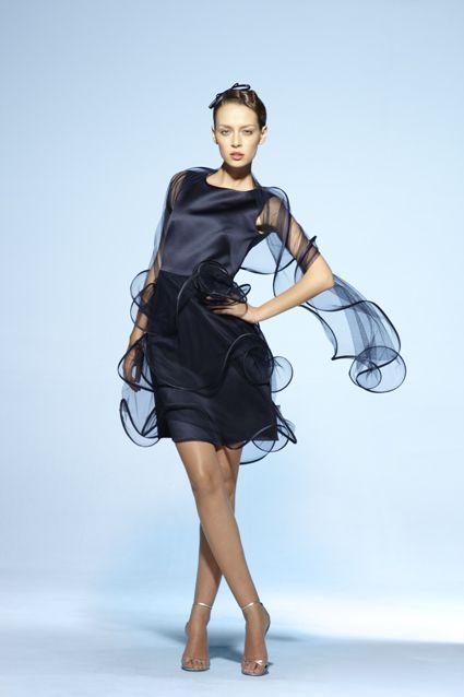 Collection soir Suzanne Ermann, robe Copine.