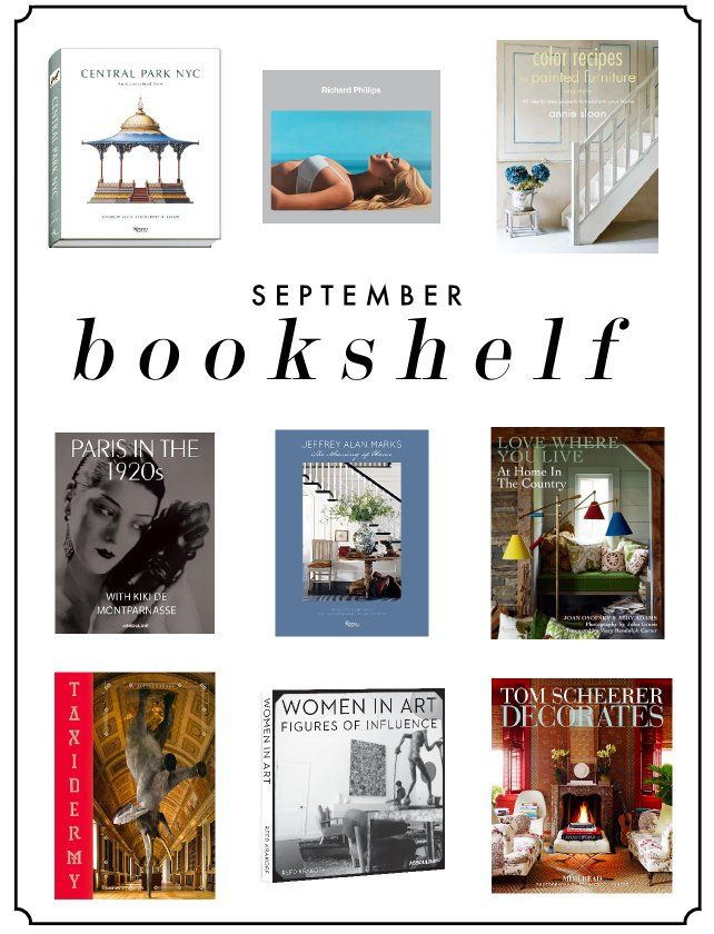 Coffee Table Books   Kelly Market Book Favorites  