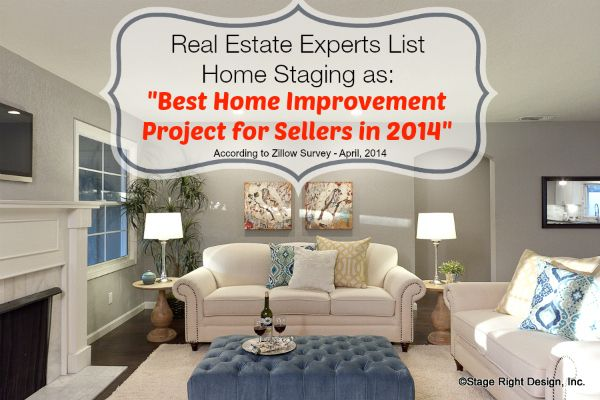 2014 Zillow Home Staging Statistics Show Hiring A
