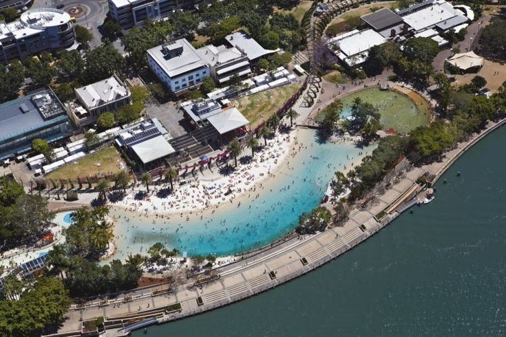 Australia's Nicest Southbank