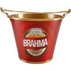 Balde de Gelo Cerveja Brahma - Alumiart Falcão