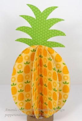 Doodlebug Design Inc Blog: Fruit Stand | Paper Fruit by Amanda Coleman