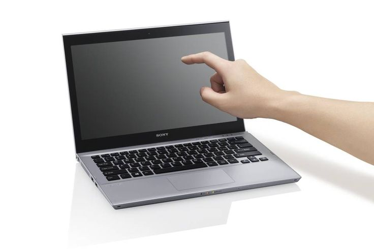 Available in our Norwich, UK showroom. Sony Vaio Laptops. #Norfolk #Touchscreen