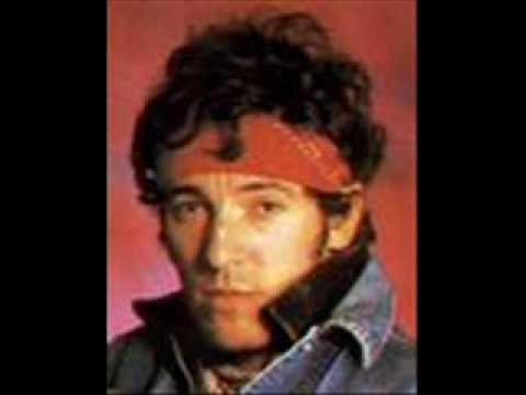 Bruce Springsteen - Hungry Heart (Lyrics)