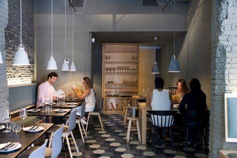 Saboc, Barcelona, 2013 - Juan Carlos Fernandez, Adam Bresnick architects
