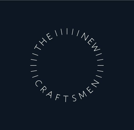 The New Craftsman. #Logo #Branding #Design: