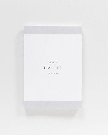Cereal Magazine Paris Guidebook | Artilleriet | Inredning Göteborg