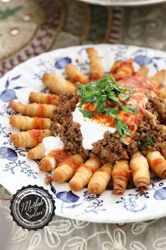 Kozalak Mantı – Mutfak Sırları – Pratik Yemek Tarifleri