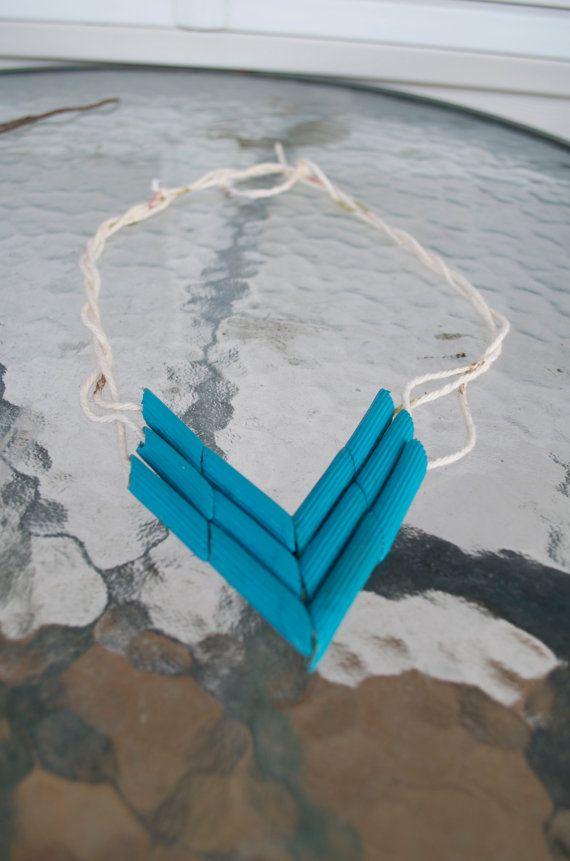 Native American/ Pocahontas Necklaces by LittleWorldWonders, $5.20