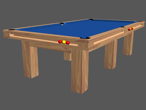 Ball Return Pool Table. Www.designerbilliards.co.uk