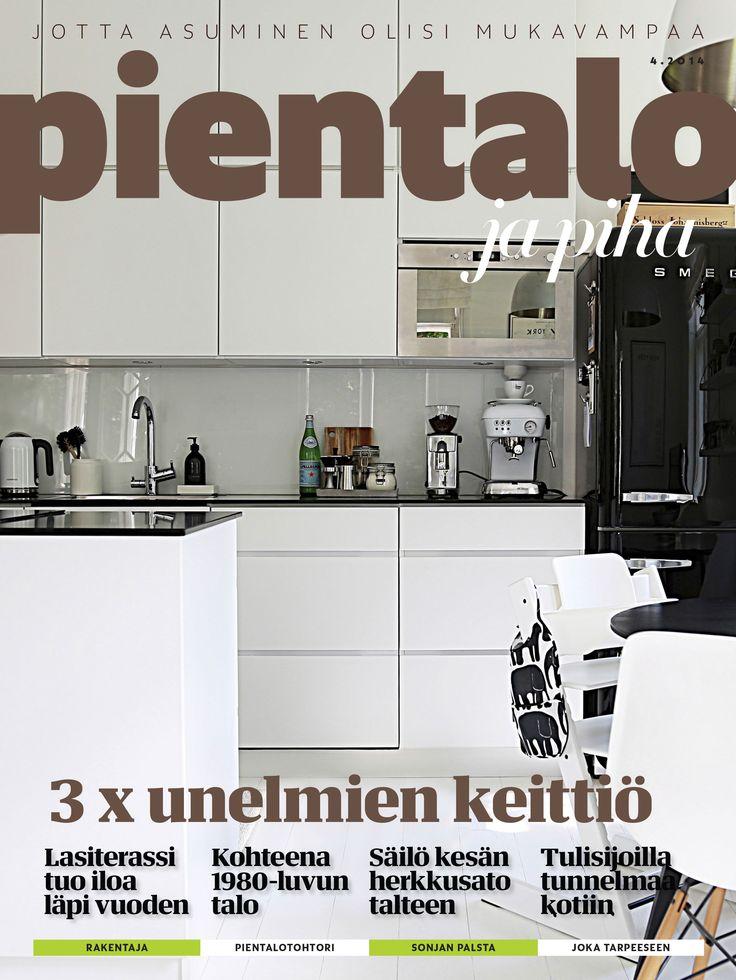 Pientalo ja piha 4/2014