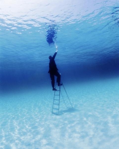 Surrealist Photographer Philippe Ramette