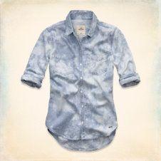 Malibu denim shirt