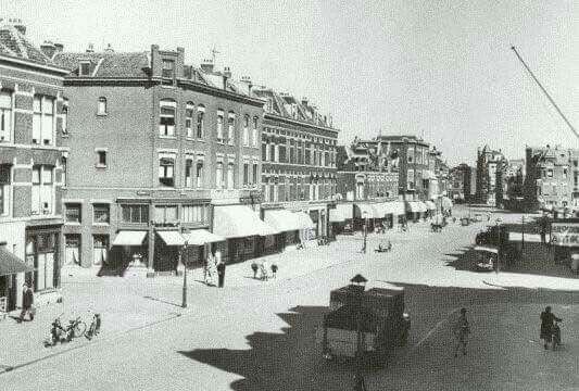 Lusthofstraat (crooswijk) 1950