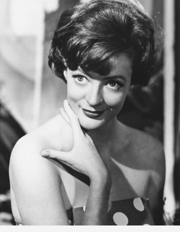 Maggie Smith, lovely then, beautiful now: young MacGonagall / young dowager countess / Goddess Thetis of Joppa