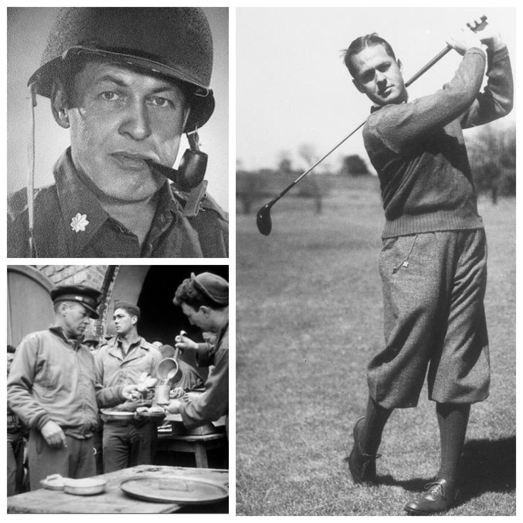 Bobby Jones-Army Air Forces-WW2-(Founder of The Masters Golf Tournament )