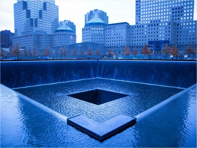 Ground Zero  New York City  Make advance reservations to the 9/11 Memorial Twin reflecting pools with waterfalls sit in the footprints of the World Trade Center towers, and are surrounded by bronze panels etched with victims' names it is close to Battery Park, where you can catch ferries to Statue of Liberty and Ellis Island.  Gradeschool/Tweens/Teens  911memorial.org