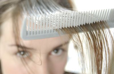 Thyroid hair loss. Maybe some of these tips will help before I'm completely bald?!