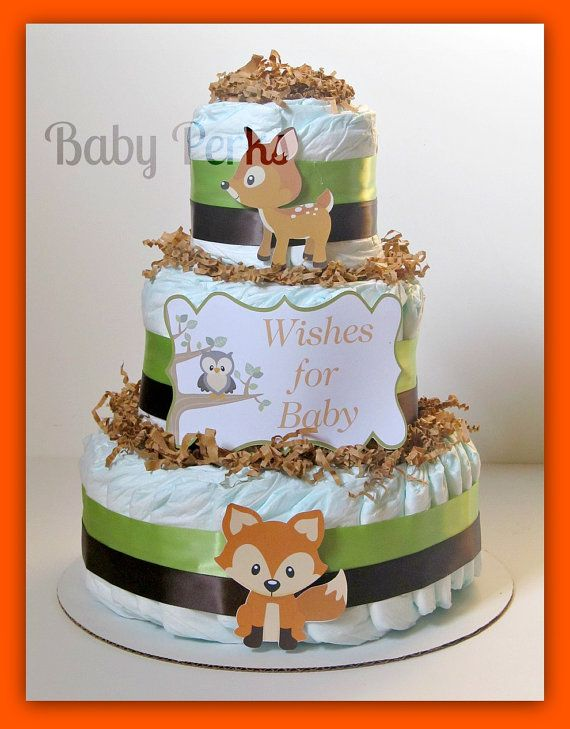 Woodland Animals Wishes for Baby  Wishes For Baby by MsPerks, $49.00
