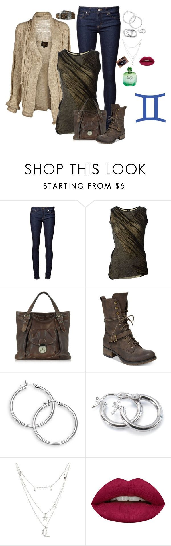 """""""Comfy and Pretty"""" by melissa-markel ❤ liked on Polyvore featuring Naked & Famous, Tom Rebl, Robe di Firenze, American Rag Cie, Blue Nile, Charlotte Russe, Huda Beauty, Giorgio Armani and M&F Western"""