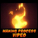 Fire FX Making Process by AlexRedfish