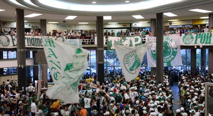 Palmeiras: As lágrimas que queremos chorar - Gazeta Press