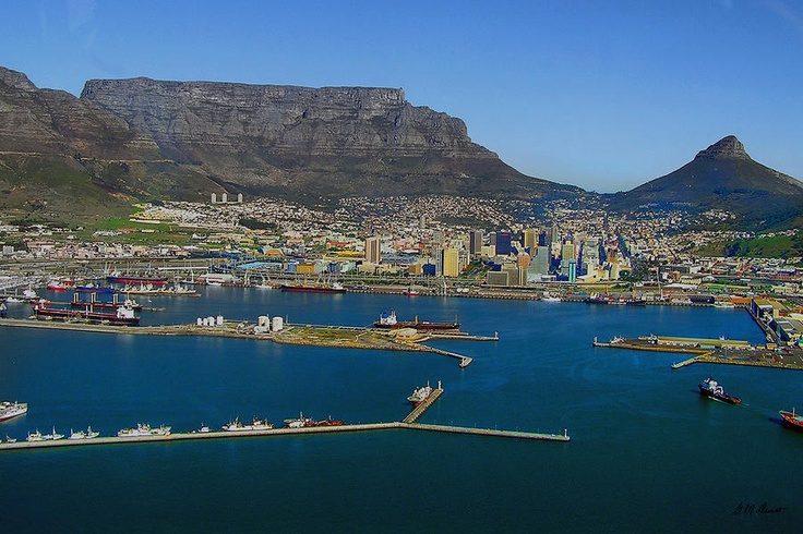 Table Mountain from Fine Art America
