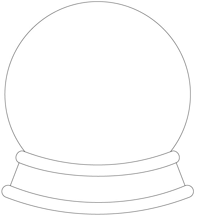 Sneeuwbal-bol