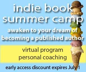 I'm running an indie book summer camp this year. It includes the Self-Pub Boot Camp self-running course plus personal book coaching and small group sessions through September. Limited to 20 authors so I can dedicate my summer to you! Includes creating a clear path to publication for authors of all kinds of books including full color picture books in print and fixed-layout EPUB format. Let me guide you through this foreign land called Self-Publishing!