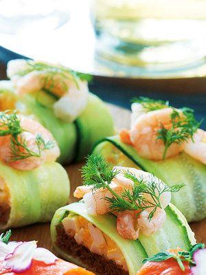 【ELLE a table】海老ときゅうり、卵サラダのスムシレシピ|エル・オンライン