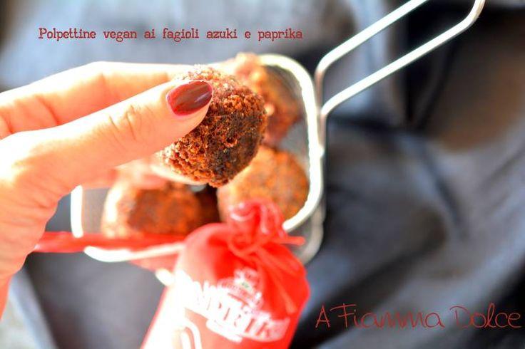 polpette vegan ai fagioli
