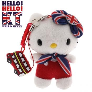 UKLondo Bus, Charms Londo, Bags Charms, Jack Series, Cell Phones, Phones Charms, Kitty Union, Cleaners Cell, Hello Kitty Bag