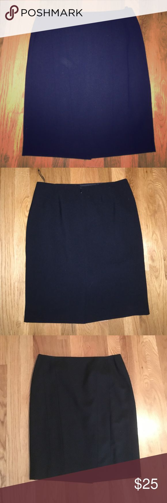Anne Klein Black Ladies Suit Separates Skirt Anne Klein Black Ladies Suit Separates Skirt Size 2. Never worn so excellent condition. Can provide additional photos on request. Anne Klein Skirts Pencil
