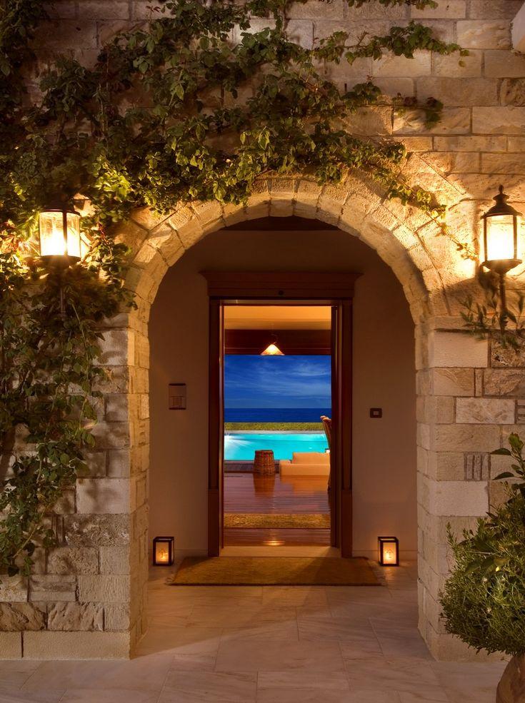 "Porto Zante Villas & Spa Zakynthos, Greece. There's that ""spa"" word again. ;-)"