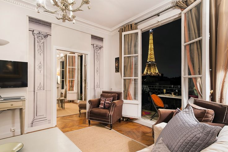 Book 2 Bedroom Short Term Apartment Rental Paris - Paris Perfect
