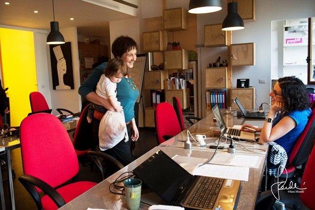 Un co-working per le neomamme | Sosteniblità e conciliazione per le neomamme e le rispettive famiglie