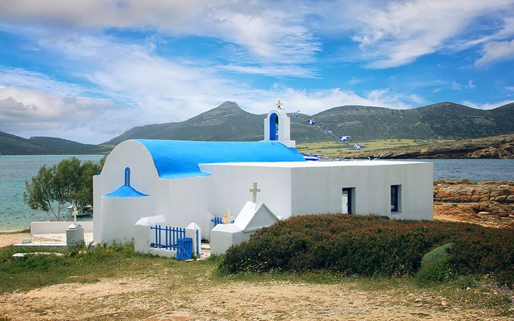 Get your Suntan on Antiparos Island - Greece Is