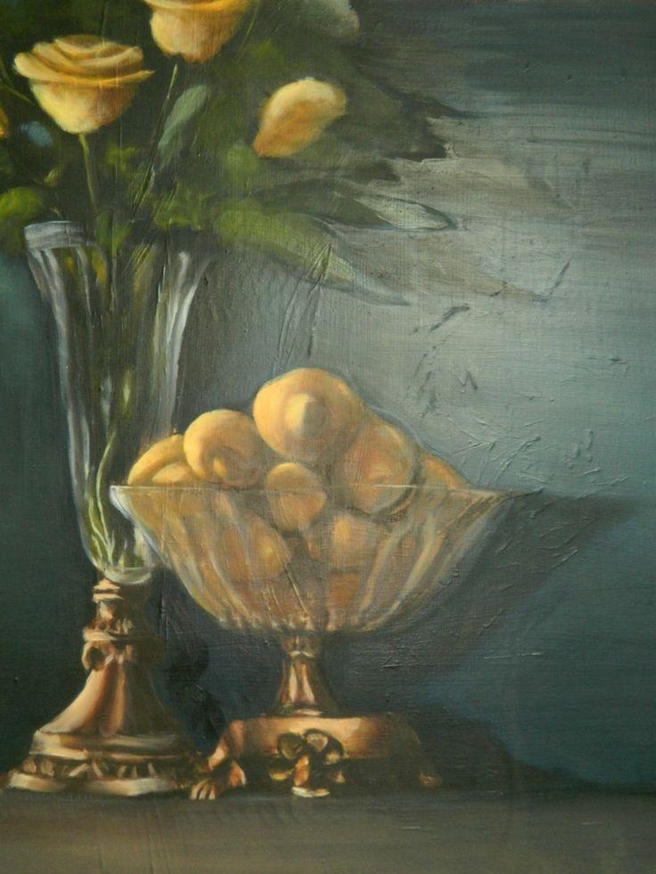 lemons and roses