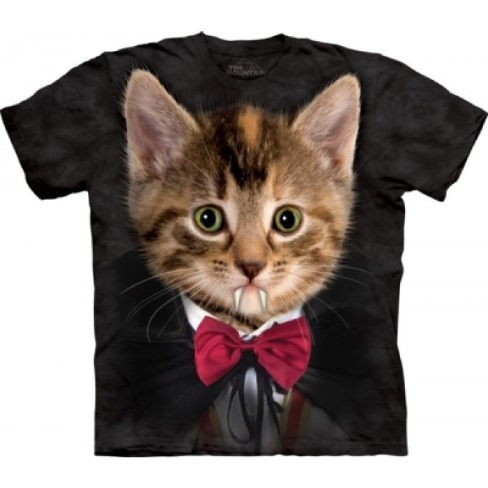 Tricouri The Mountain – Tricou Vampire Kitten