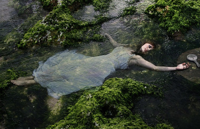 Whitney Allen Photography ~ Lady in the Water